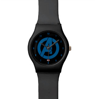 Avengers Logo Watch