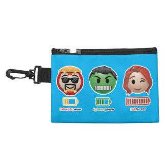 Avengers Power Emoji Accessory Bag