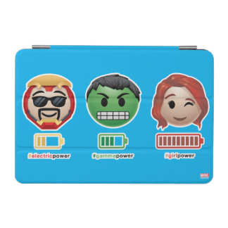 Avengers Power Emoji iPad Mini Cover