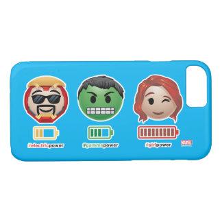 Avengers Power Emoji iPhone 8/7 Case