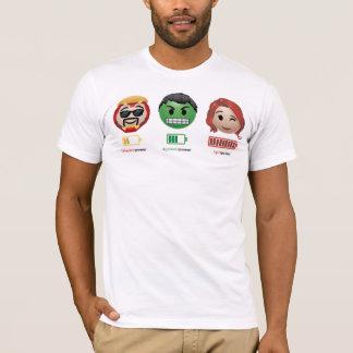 Avengers Power Emoji T-Shirt