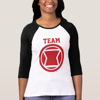 Avengers | Team Black Widow T-Shirt