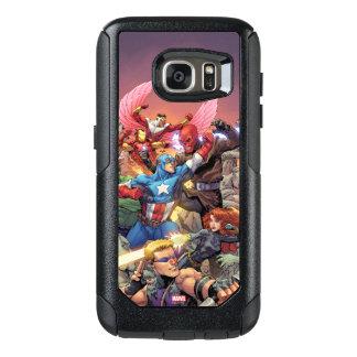 Avengers Versus Red Skull OtterBox Samsung Galaxy S7 Case