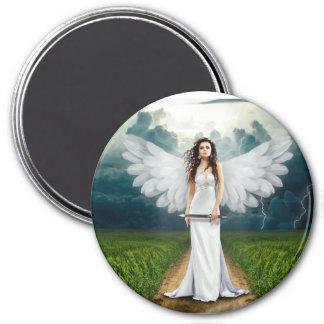 Avenging Angel Magnet