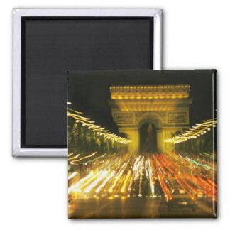 Avenue des Champs-Elysees, Arch of Triumph, Magnet