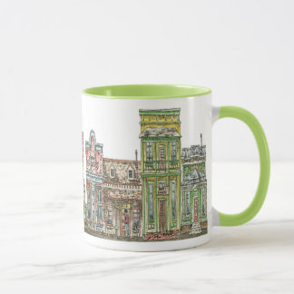 Avenue E Old West Frontier Street Mug