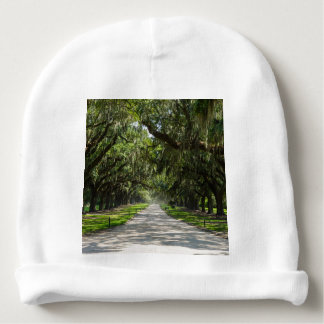 Avenue Of Oaks Baby Beanie