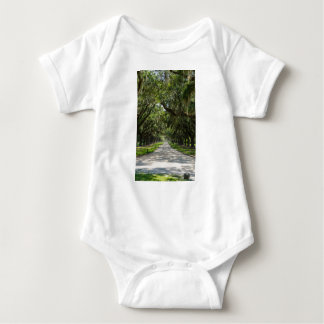 Avenue Of Oaks Baby Bodysuit