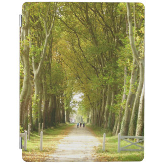 Avenue of Trees iPad Cover