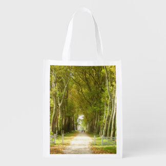 Avenue of Trees Reusable Bag