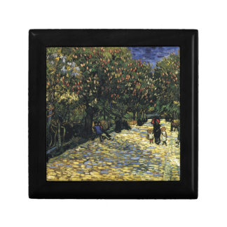 Avenue with Chestnut Trees at Arles - Van Gogh Gift Box