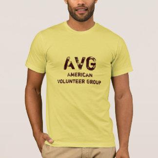 AVG, American Volunteer Group T-Shirt