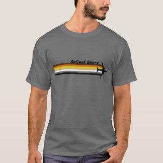 AvGeek Bears Bold BT T-Shirt
