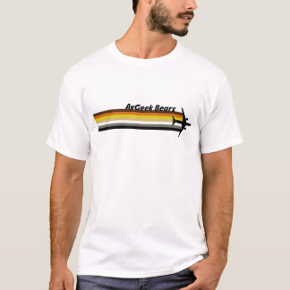 AvGeek Bears Bold T-Shirt