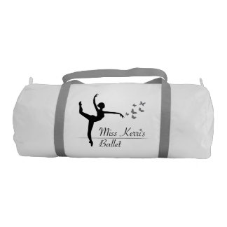 Aviano Ballet Program Duffle Bag