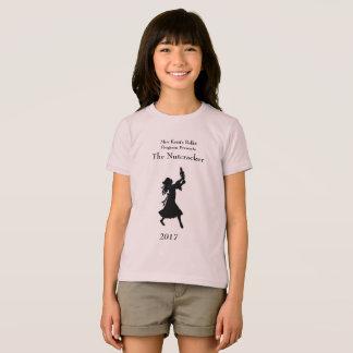 Aviano Ballet Program Girls Nutcracker T-Shirt