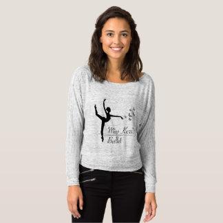 Aviano Ballet Program Womens Long Sleeve T-Shirt