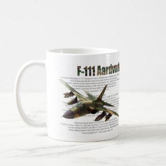 """Aviation Art mug """"F-111 Aardvark """""""