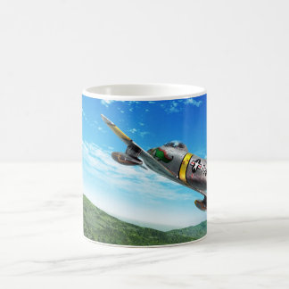 "Aviation Art Mug ""F-86 Sabre """