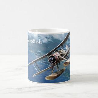 "Aviation Art Mug ""Fairey Swordfish """