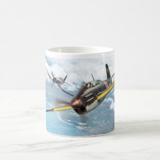 "Aviation Art mug ""Yokosuka D4Y Judy """