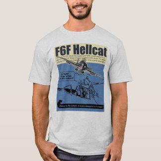 """Aviation Art T-shirt """"F6F Hellcat """""""