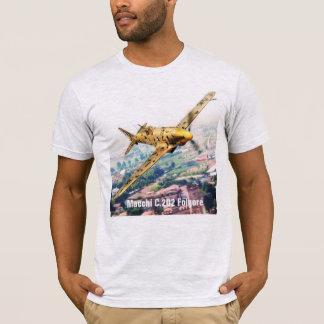 "Aviation Art T-shirt ""Macchi C.202 Folgore """