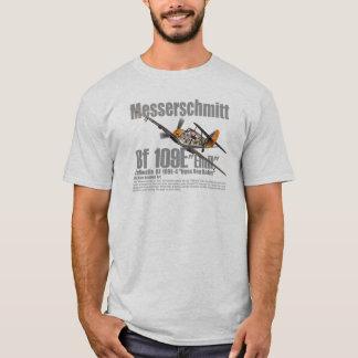 """Aviation Art T-shirt """"Messerschmitt Bf 109 """""""