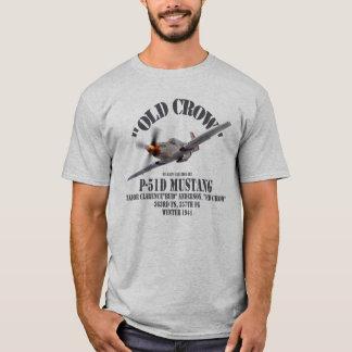 """Aviation Art T-shirt """"P-51 Mustang """""""