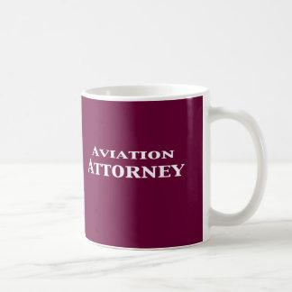 Aviation Attorney Gifts Coffee Mug