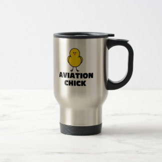 Aviation Chick Mug