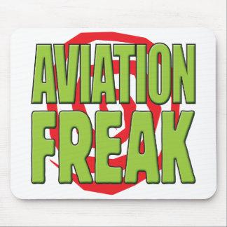 Aviation Freak G Mouse Pad