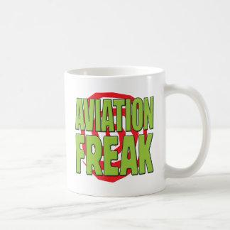 Aviation Freak G Coffee Mug