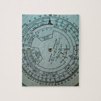 Aviation Navigation Computer Jigsaw Puzzle
