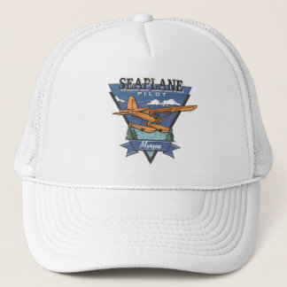 Aviation - Seaplane Pilot Trucker Hat