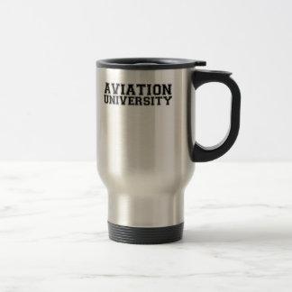 Aviation University Mug