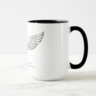 Aviator by Arabian Coffee Mug