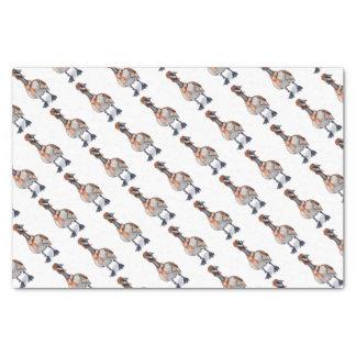 Aviator Goose Tissue Paper