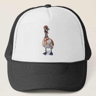 Aviator Goose Trucker Hat