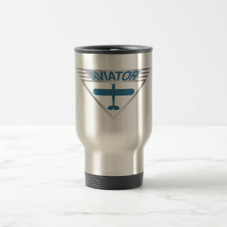 Aviator Coffee Mug