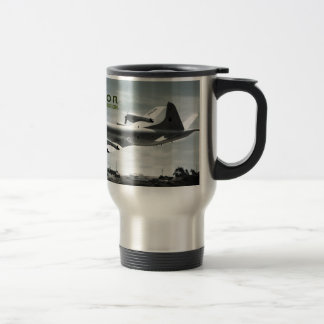 Aviator P3 Orion Airplane Travel Mug