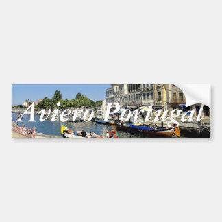 Aviero Portugal Bumper Stickers