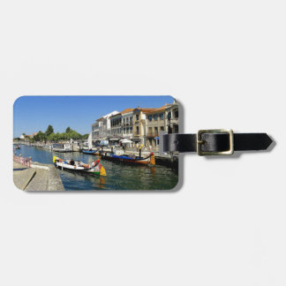 Aviero Portugal Luggage Tag