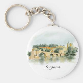 Avignon key chain
