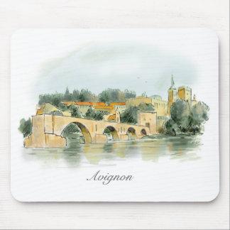 Avignon mousepad