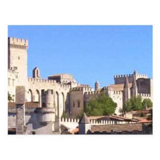 Avignon Papacy Postcad Postcard