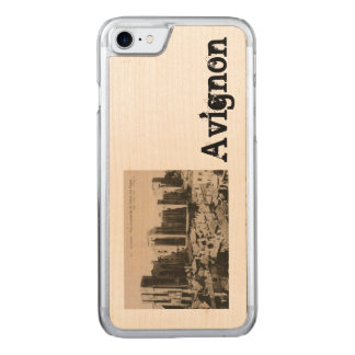 Avignon - Popes Palace Carved iPhone 8/7 Case
