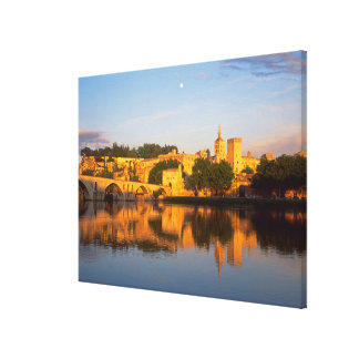 Avignon, Vaucluse, Provence, France, Rhone Canvas Prints