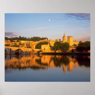 Avignon Vaucluse Provence France Rhone Posters