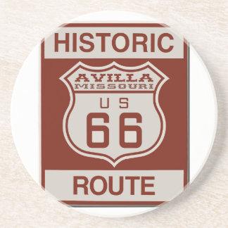 Avilla Route 66 Coaster